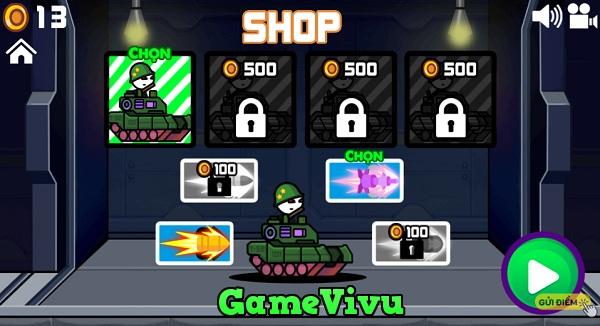 game Người que bắn xe tăng 2 hình ảnh 2