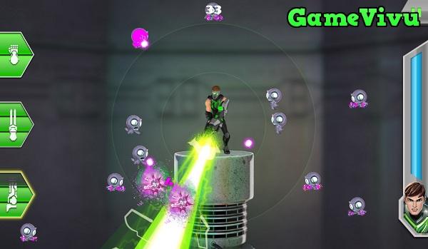 game Siêu nhân Max Steel hình ảnh 3