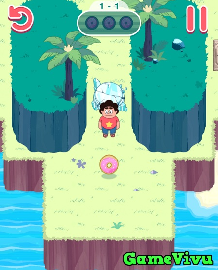 game Steven Universe hòn đảo bí ẩn hình ảnh 2