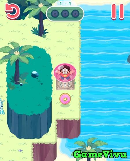 game Steven Universe hòn đảo bí ẩn hình ảnh 3