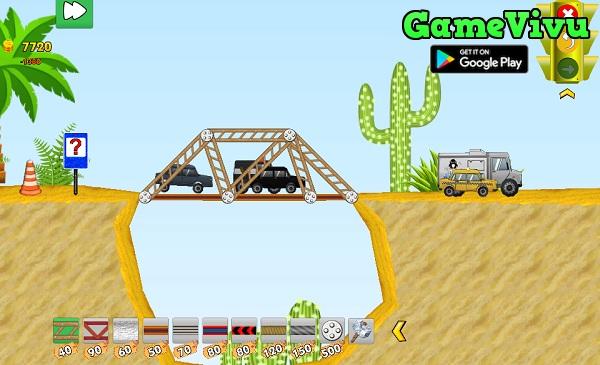 game Xây cầu 2 hình ảnh 3