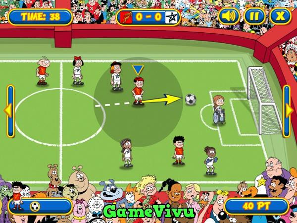 game Bóng đá kiểu mới hình ảnh 2