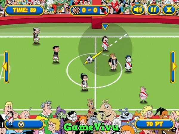 game Bóng đá kiểu mới hình ảnh 3