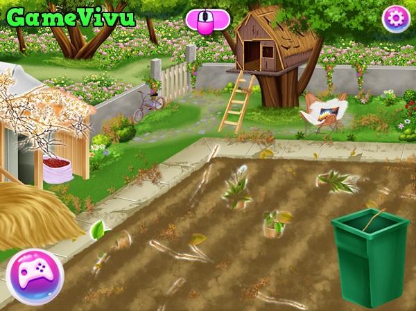 game Chăm sóc vườn hoa hình ảnh 1