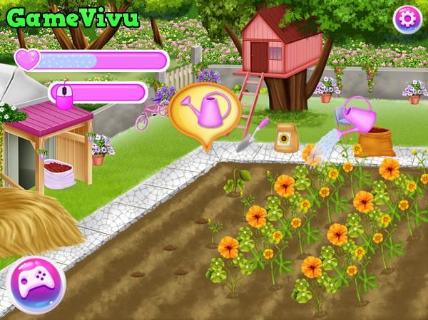 game Chăm sóc vườn hoa hình ảnh 2