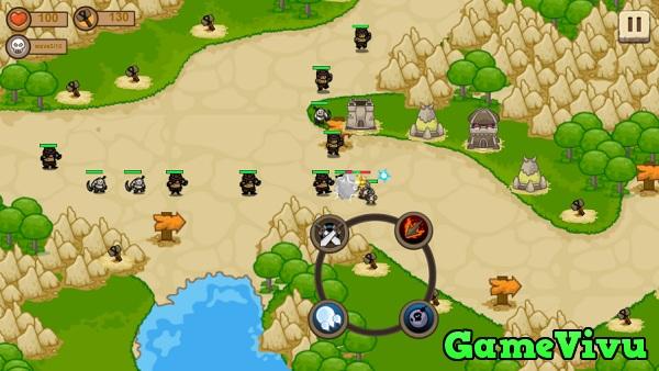 game Chiến thuật phòng thủ hình ảnh 1