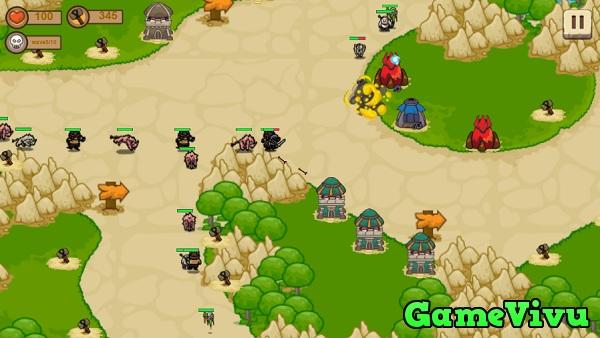 game Chiến thuật phòng thủ hình ảnh 3