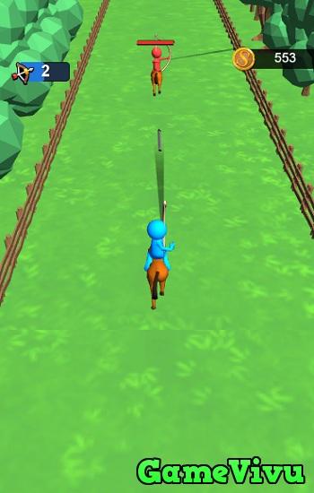 game Cưỡi ngựa bắn cung hình ảnh 3
