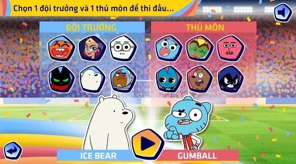 game Đá penalty hình ảnh 1