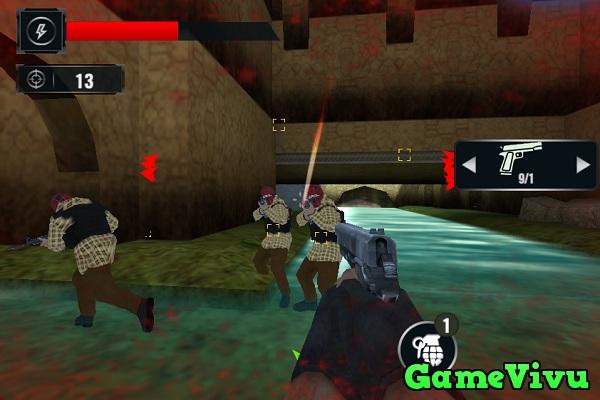 game Đặc nhiệm chống khủng bố hình ảnh 1