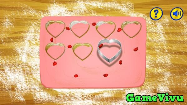 game Dorothy làm bánh ma thuật hình ảnh 2