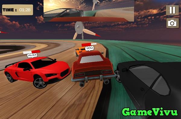 game Đua xe đâm nhau 3D hình ảnh 3