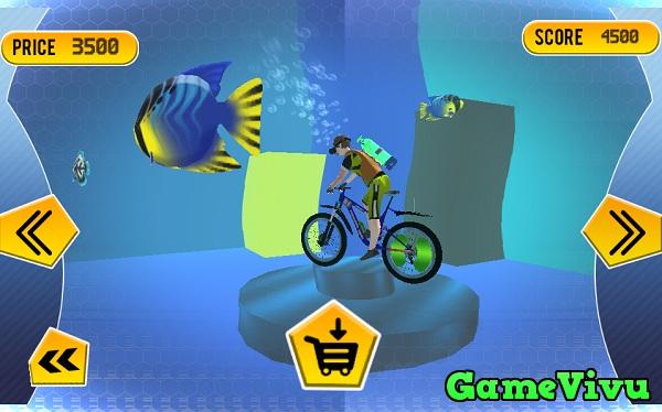 game Đua xe dưới đáy biển hình ảnh 3