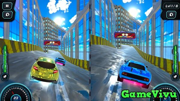 game Đua xe thành phố 3 hình ảnh 4