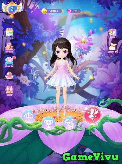 game Hoa tiên xinh đẹp hình ảnh 1