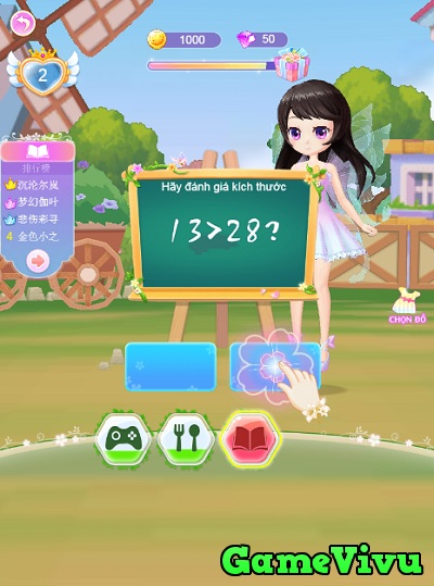 game Hoa tiên xinh đẹp hình ảnh 2