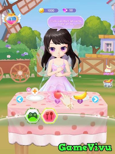 game Hoa tiên xinh đẹp hình ảnh 3
