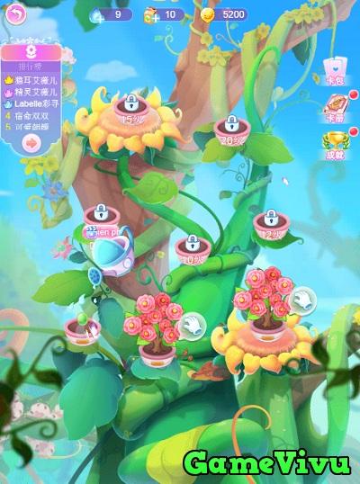 game Hoa tiên xinh đẹp hình ảnh 4