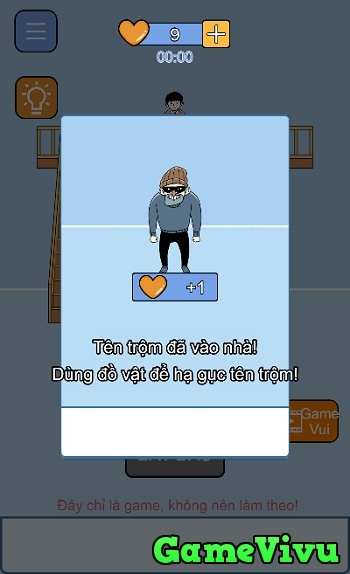 game Kẻ trộm hình ảnh 1