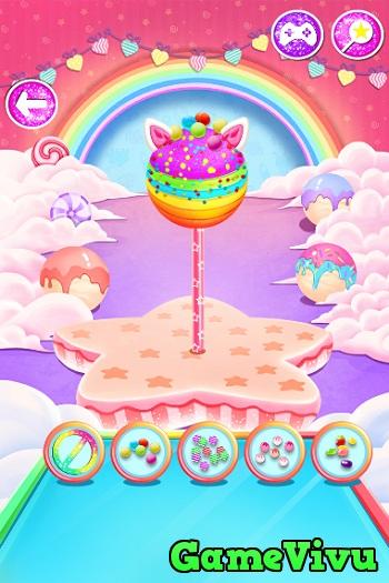 game Kẹo mút cầu vồng hình ảnh 2
