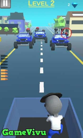 game Rage Road hình ảnh 1
