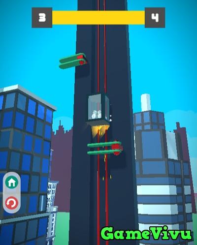 game Thang máy nguy hiểm hình ảnh 2