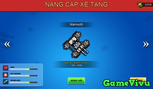 game Trận địa xe tăng 3D hình ảnh 2