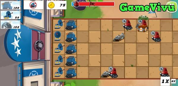 game Xanh đỏ đại chiến hình ảnh 3