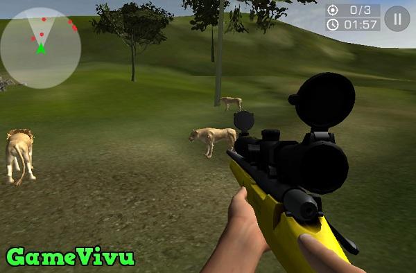 game Bắn sư tử hình ảnh 3