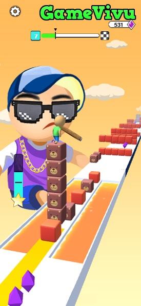 game Cube Surfer hình ảnh 1
