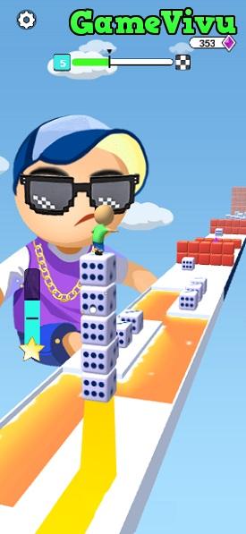 game Cube Surfer hình ảnh 2