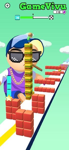 game Cube Surfer hình ảnh 3