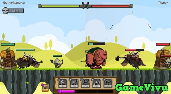 game Đại chiến yêu tinh hình ảnh 1