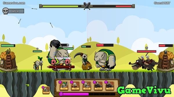 game Đại chiến yêu tinh hình ảnh 3