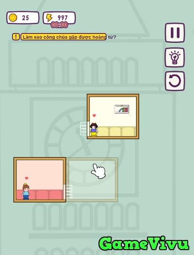 game Giải cứu hoàng tử hình ảnh 1