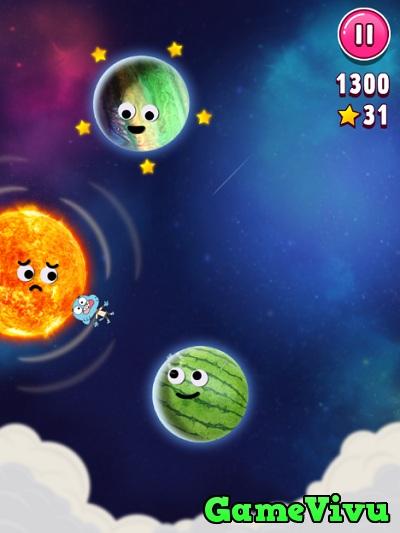 game Gumball thám hiểm vũ trụ hình ảnh 2