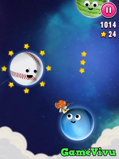game Gumball thám hiểm vũ trụ hình ảnh 3