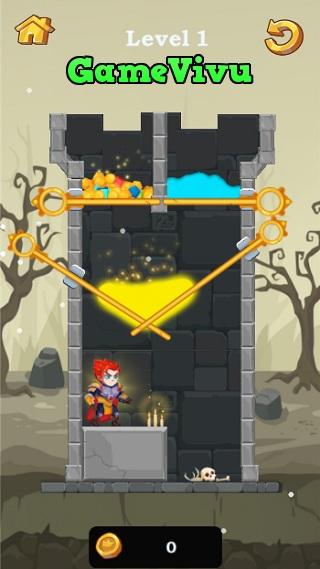 game Hero Rescue hình ảnh 1