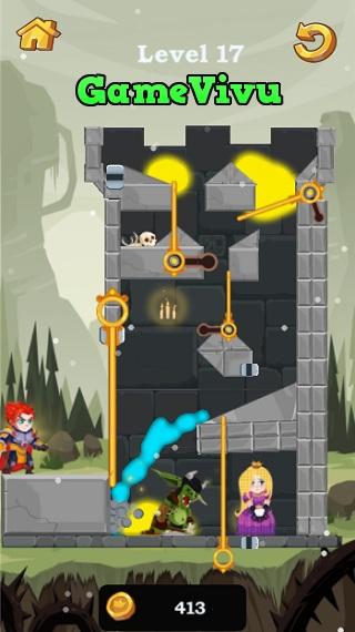 game Hero Rescue hình ảnh 2