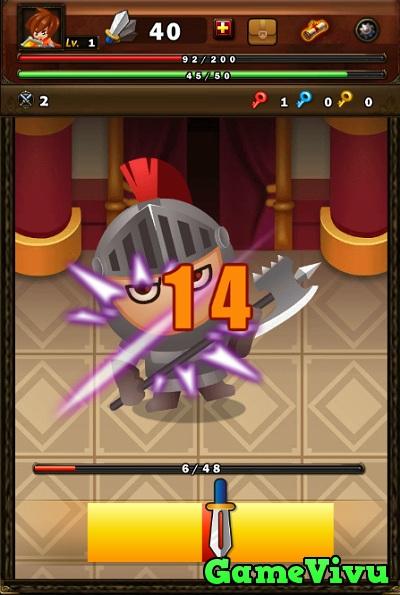 game Hiệp sĩ phiêu lưu ký hình ảnh 2