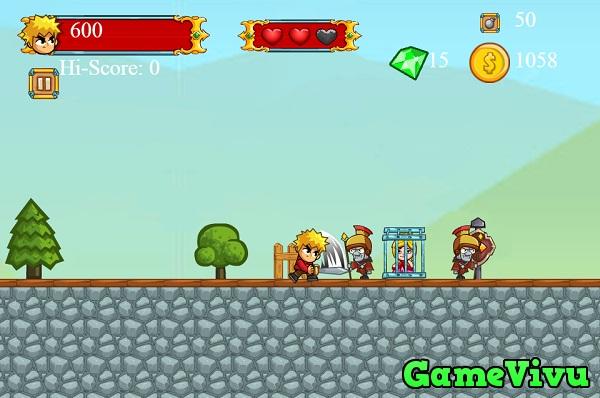 game Hoàng tử cứu công chúa hình ảnh 1