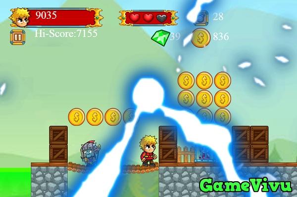 game Hoàng tử cứu công chúa hình ảnh 2