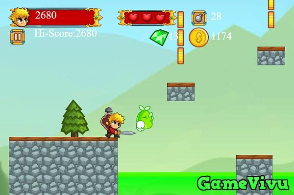 game Hoàng tử cứu công chúa hình ảnh 3