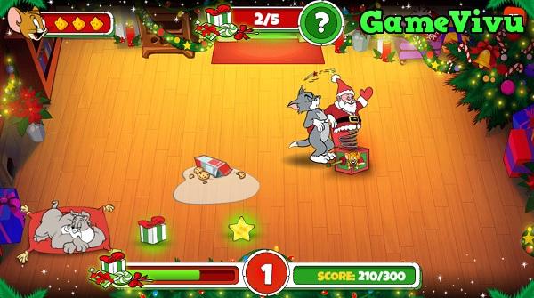 game Jerry trộm quà giáng sinh hình ảnh 2
