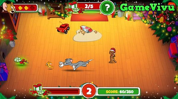 game Jerry trộm quà giáng sinh hình ảnh 3