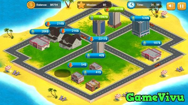 game Kinh doanh bất động sản hình ảnh 3