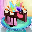 Làm bánh sinh nhật socola