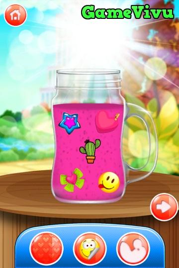 game Làm sinh tố trái cây hình ảnh 3