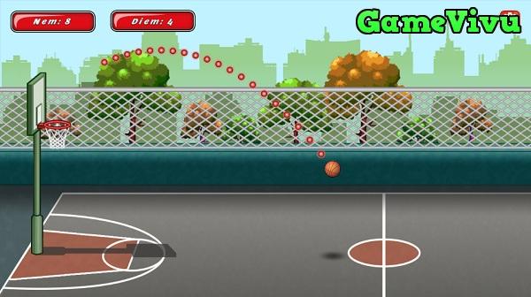 game Ném bóng rổ 3 hình ảnh 2