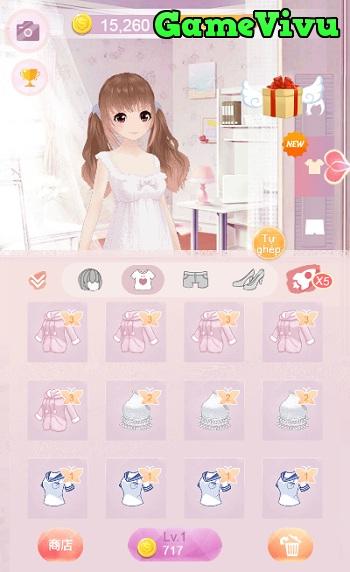 game Ngôi sao thời trang 360 hình ảnh 1